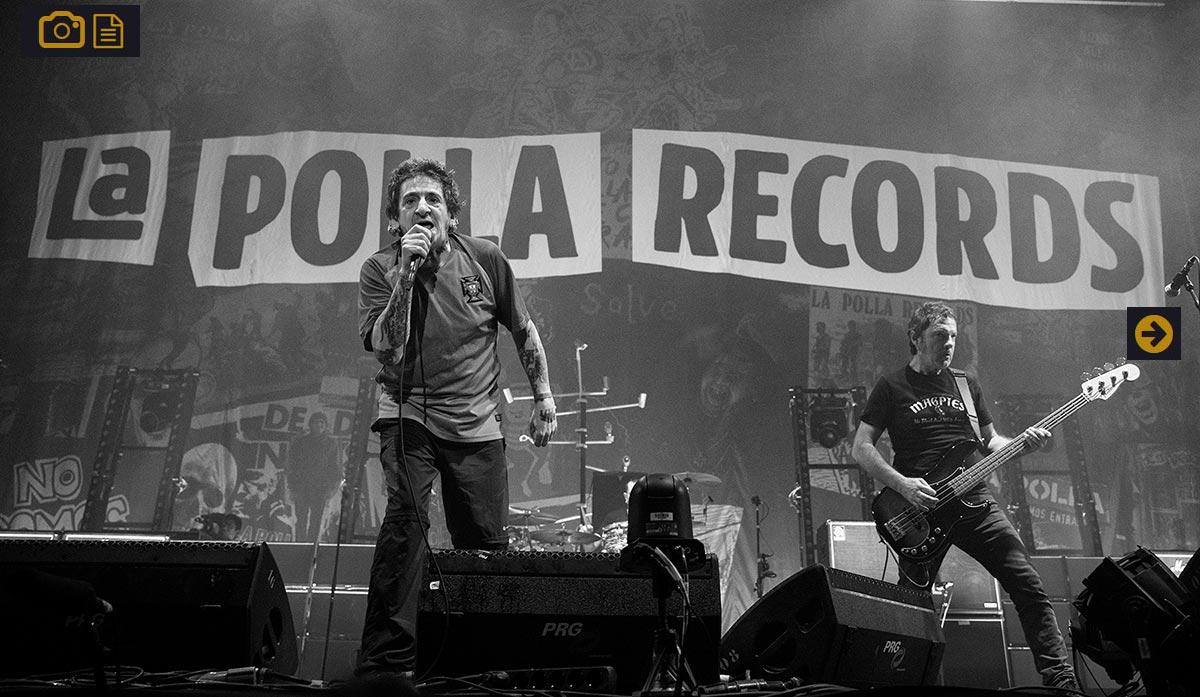 La Polla Records En Indyrock Magazine